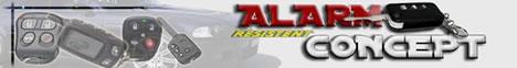 Alarmconcept RESISTENT Professionelle-Autoalarmsysteme
